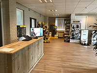 Onze showroom
