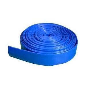 50-metre flat drain hose - 40 mm
