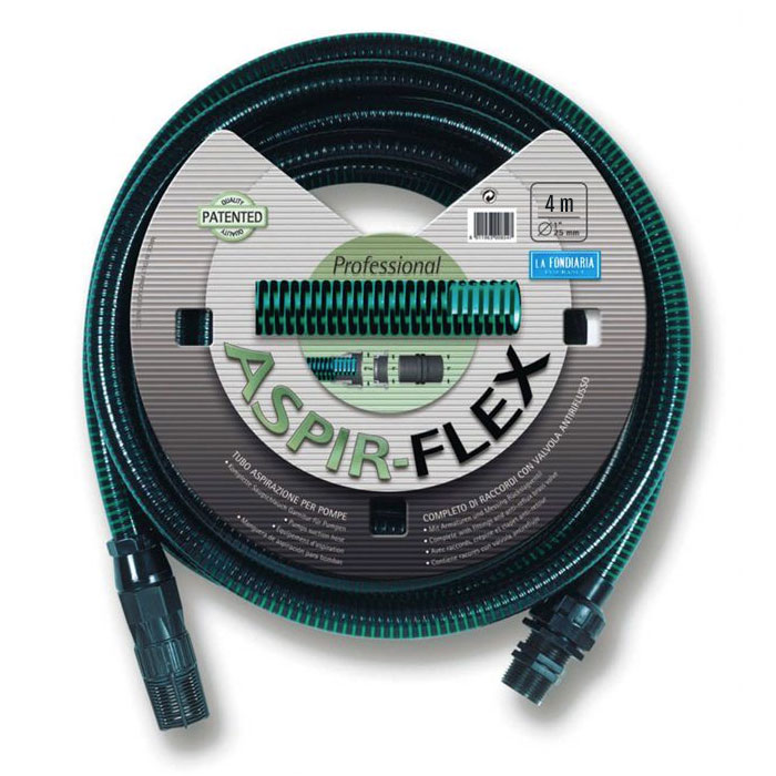 4-metre suction hose KIT - 1