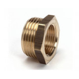 "Hose adaptor ring Brass from 1"" to 1,5"""