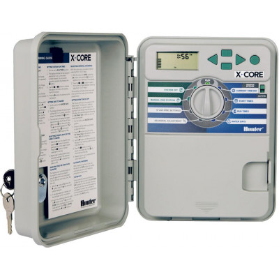 Hunter XC-401-E Elektronische regelaar - 4 zones (outdoor)