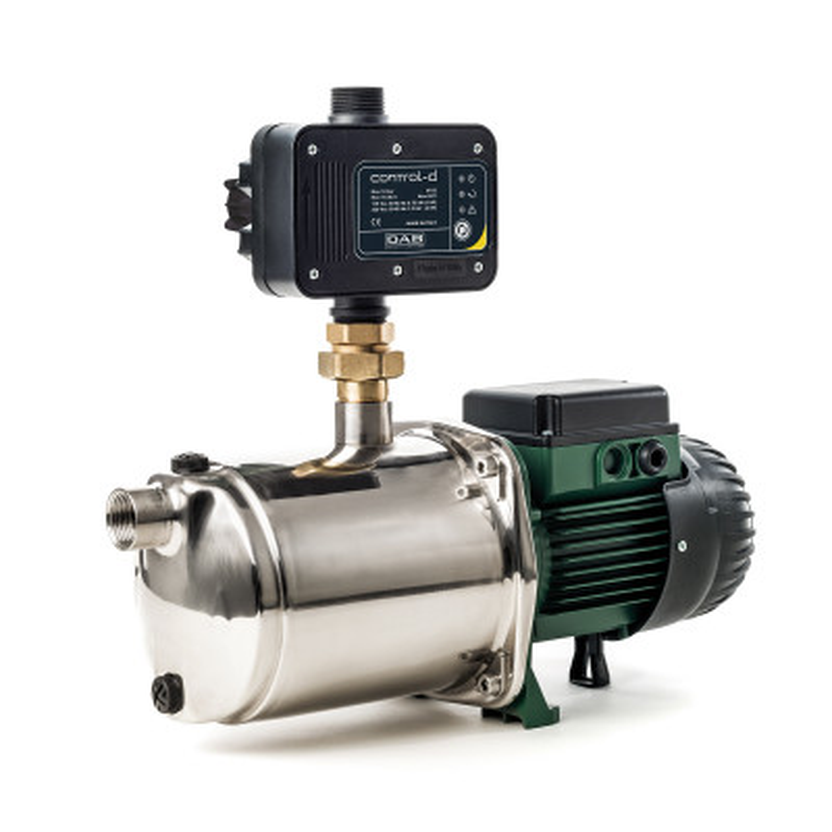 DAB EuroInox 40/30 M + DAB Control-D Booster Pump Set