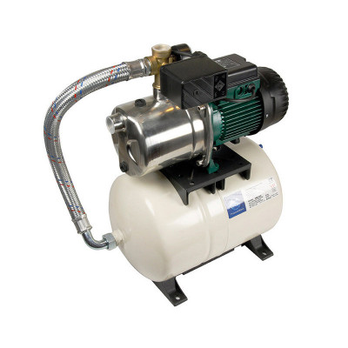 DAB Aquajet-Inox 102 M Booster Pump