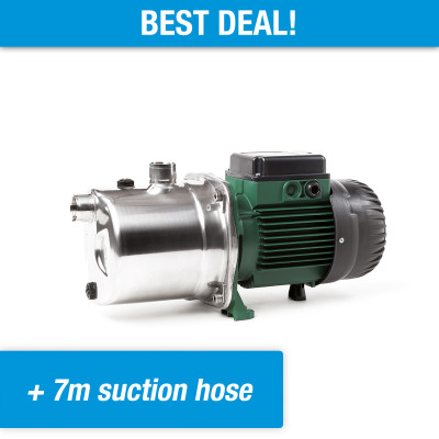 DAB JetInox 132 M Irrigation Pump