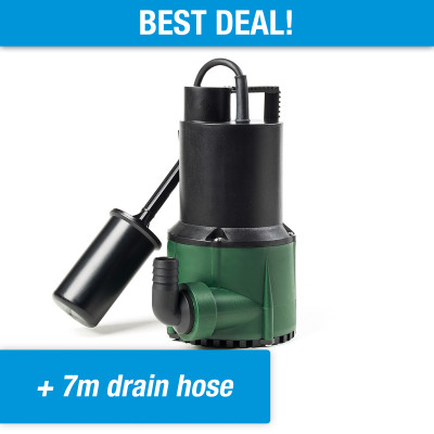 Buying a submersible pump? Free delivery in 48 hours