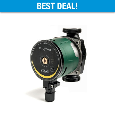 "DAB Evosta 2 40-70/130 1/2"" Circulation Pump (central heating pump)"