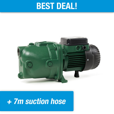 DAB Jet 82 M Irrigation Pump