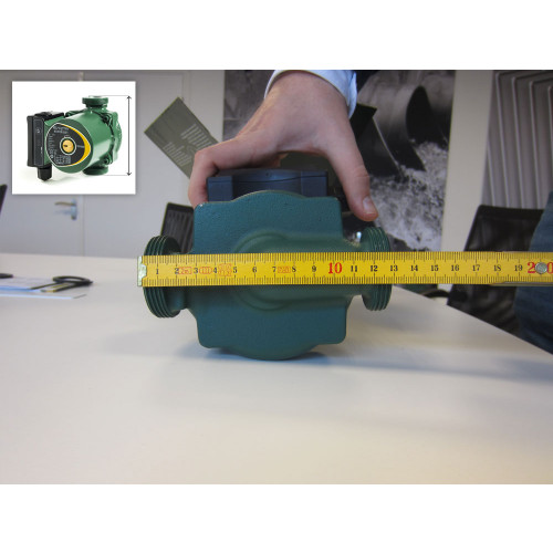 Fitting dimension: 130 mm
