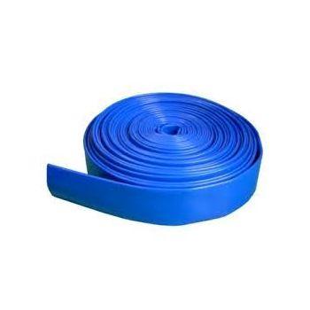 20-metre flat drain hose - 40 mm