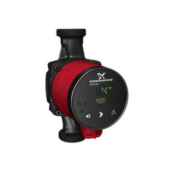 Grundfos Alpha2 25-50/130 Circulation Pump (central heating pump)