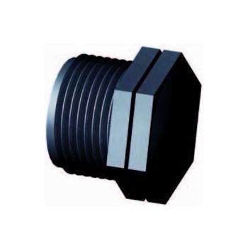 "Plug 1 ¼"" - male thread"