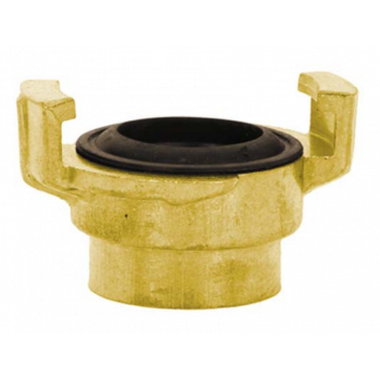 "Quick connector 1"" brass female thread"