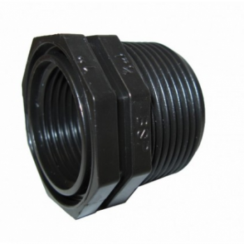 """Hose adaptor ring from 1/2"""" to 1"""""""