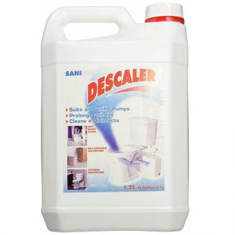 Saniflo Descaler fluid