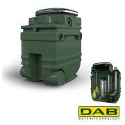 DAB Fekafos 280 DSD Dubbel Pompput (reservoir)
