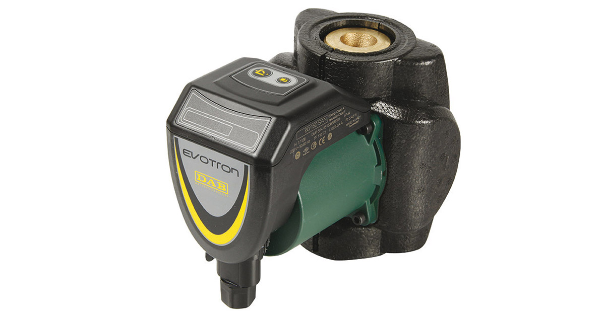 DAB Evotron 40/150 SAN Circulation Pump (central heating pump)