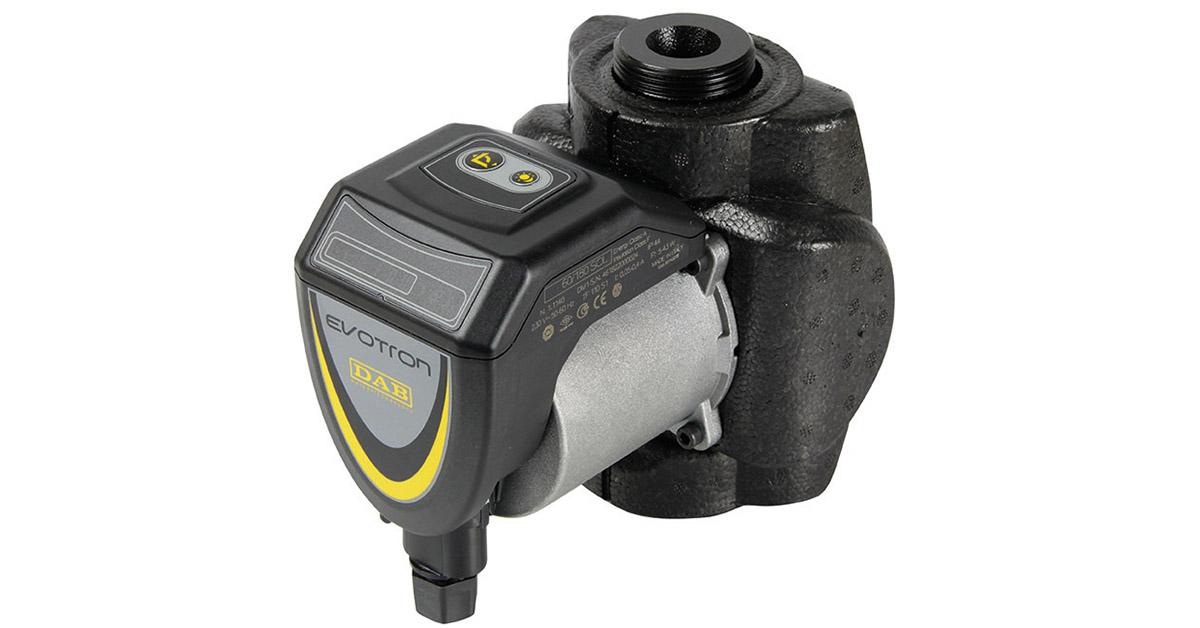 DAB Evotron 80/130 SOL Circulation Pump (central heating pump)