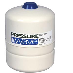 Vertical expansion vessel Pressure Wave 2 litres