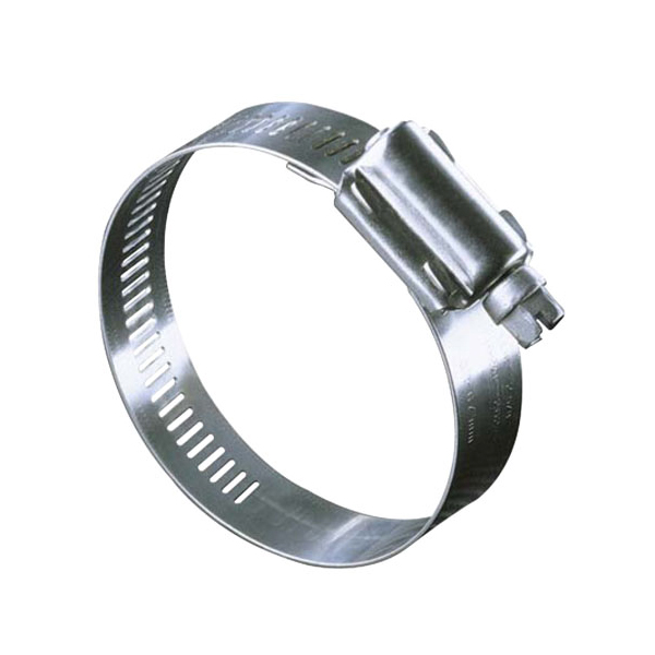 Hose clamp for a 32 mm to 40 mm hose