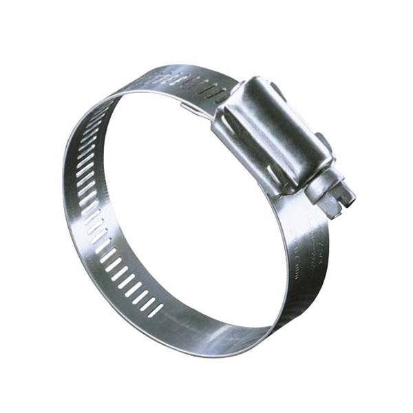 Hose clamp for a 50 mm hose