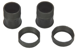 """Set of Wire Couplings 1 1/4"""" M"""